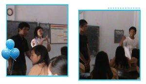 Membimbing Persekutuan di SMPK YBPK Sidorejo